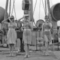 1940s Singers on Liberty Ship John W. Brown