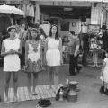 Street singers, Old Yaffo